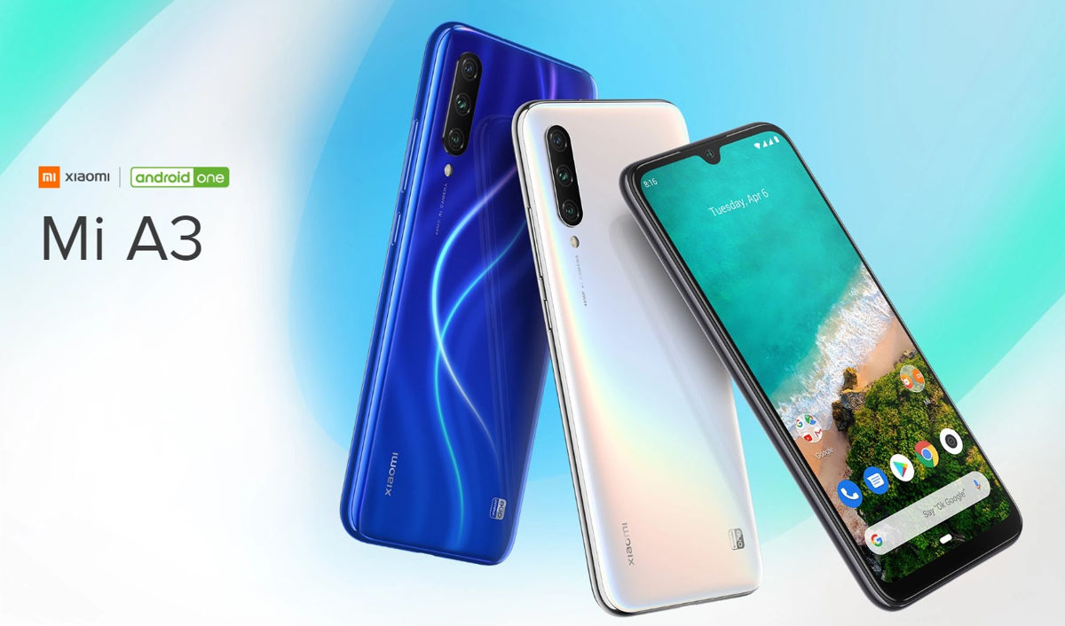 Xiaomi Mi A3 Android 10 OTA update download