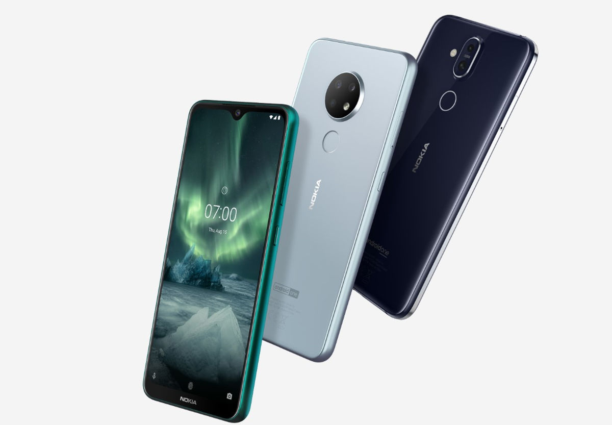 Download Android 10 for Nokia 7.2