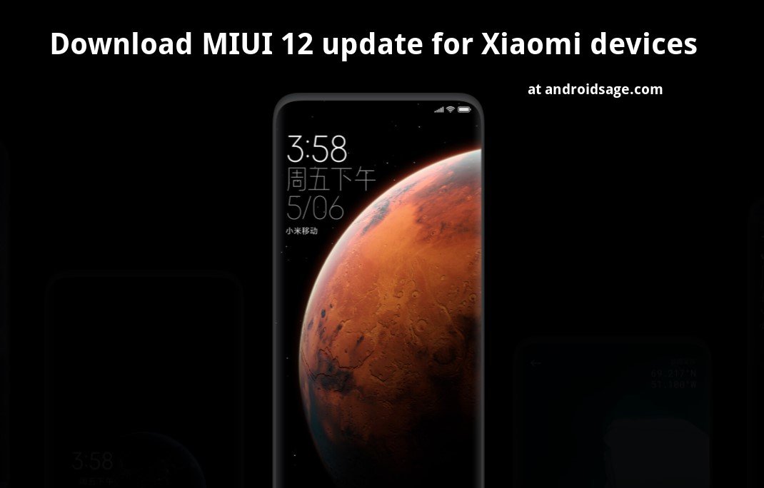 Download MIUI 12