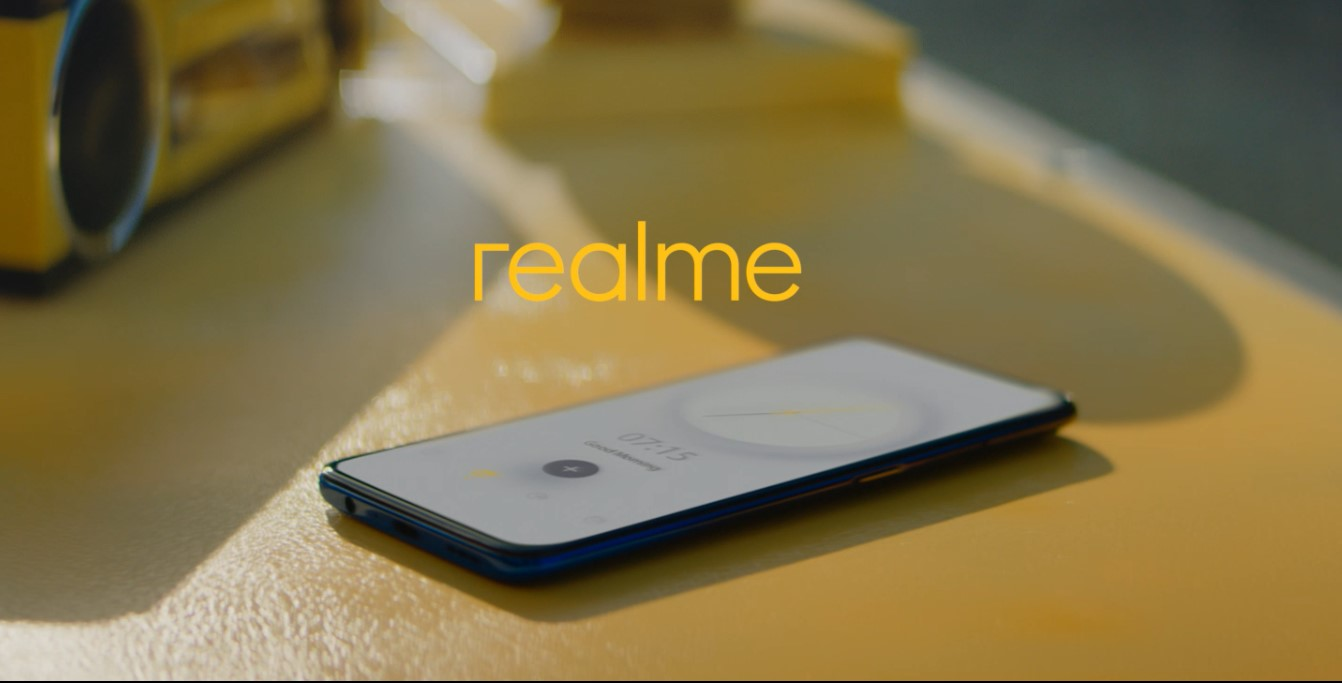 Download latest updates for Realme devices