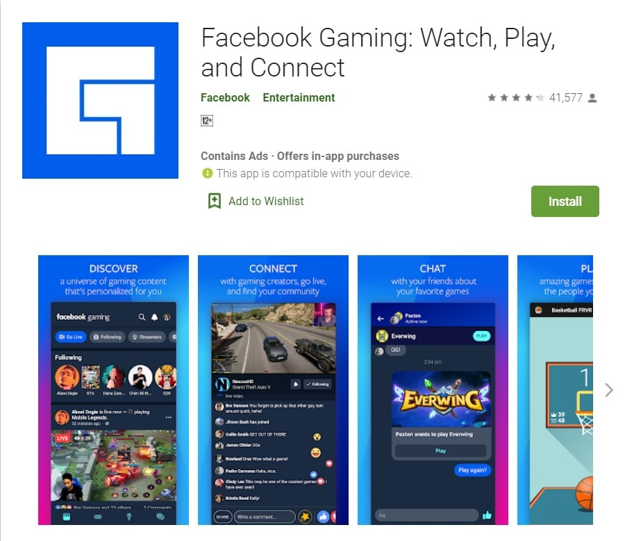Facebook Gaming Apk Download For All Android Devices Keeping up with friends is faster and easier than ever. facebook gaming apk download for all