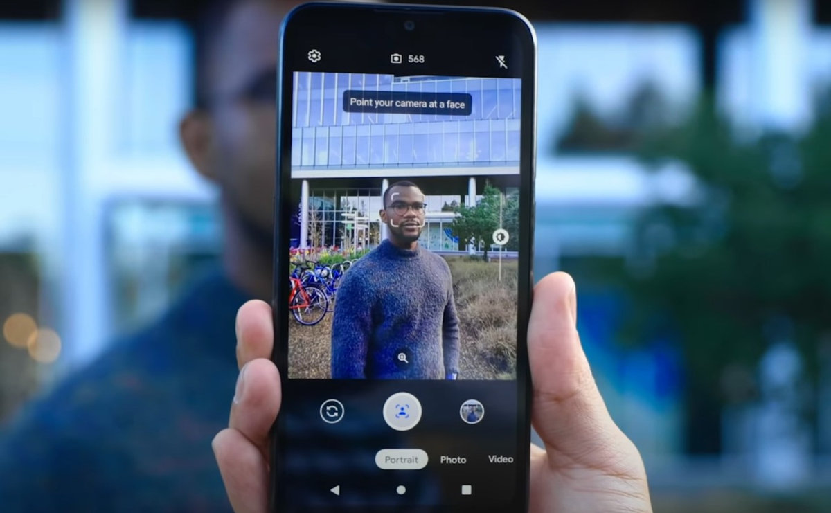 Google Pixel 4a camera APK download Gcam from Pixel 4a