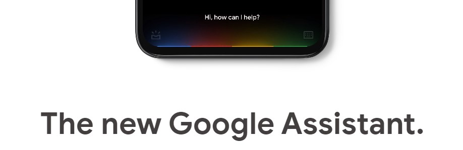 Get new google assistant