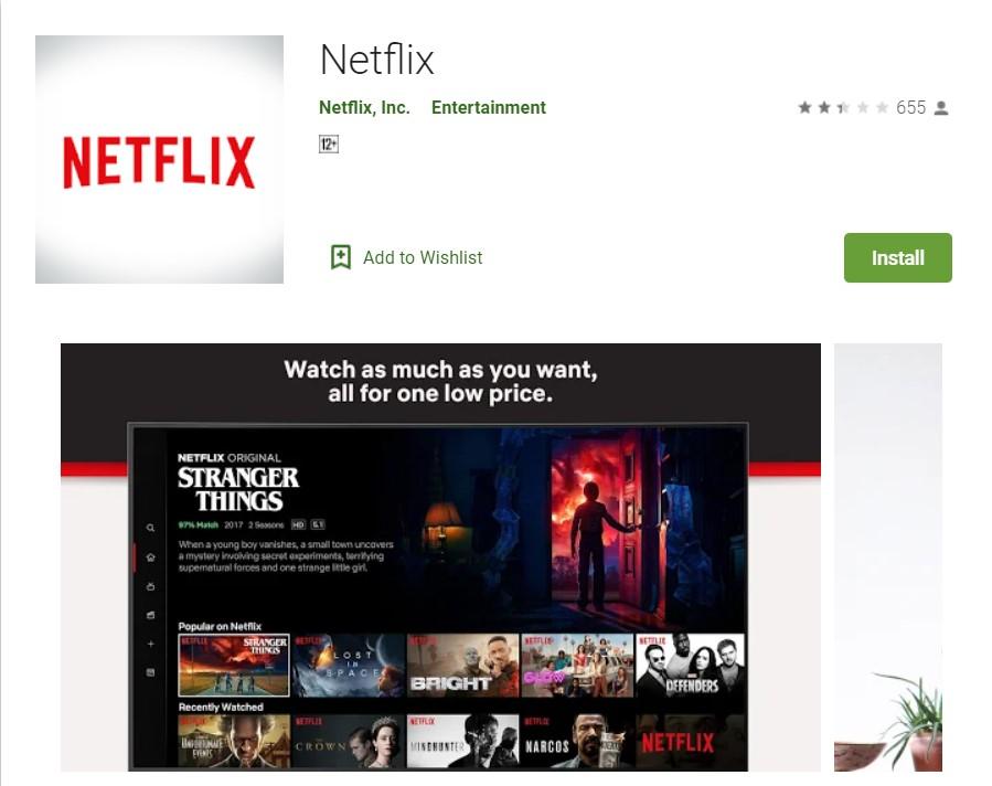 NetflixAndroid TV APK