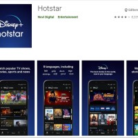 Disney + Hotstar APK download Apps on Google Play Store