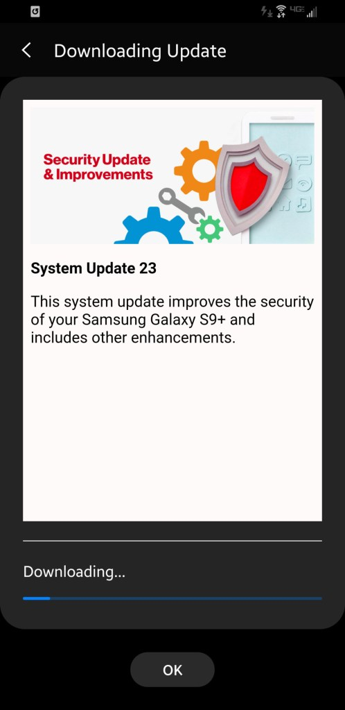 Verizon Galaxy S9 and S9 gets One UI 2.1 OTA update in US Snapdragon variant