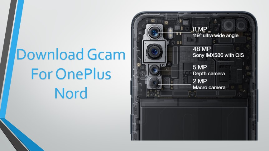 Download Gcam for OnePlus Nord