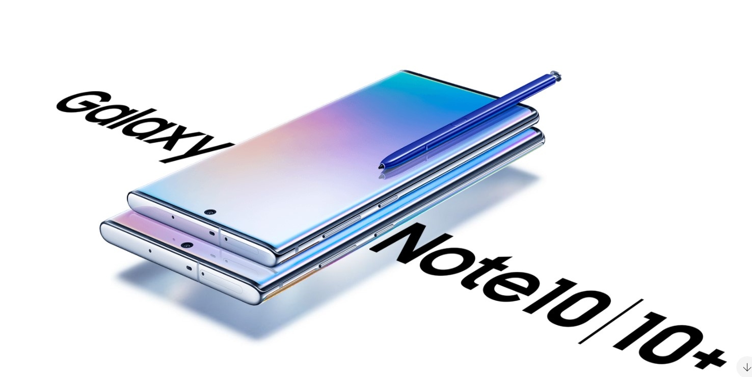Galaxy Note10 & Note10+ One UI 2.5 firmware update download