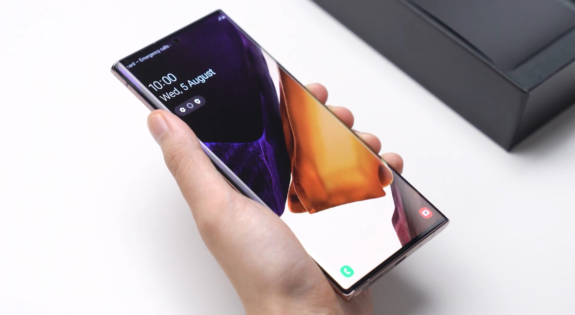 One UI 2.5 Launcher APK from Galaxy Note20 Ultra