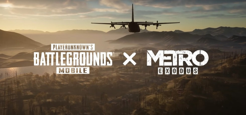 Download PUBG MOBILE - Metro Exodus X PUBG MOBILE APK and OBB