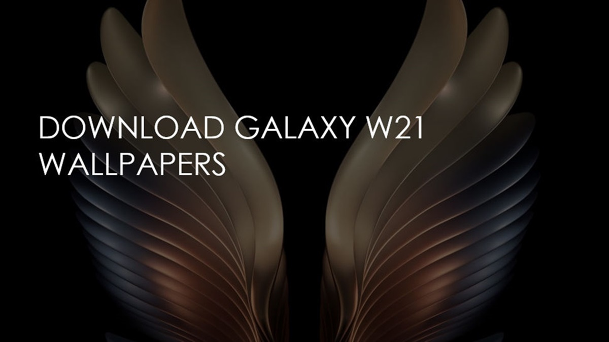 Download Samsung Galaxy W21 Wallpapers