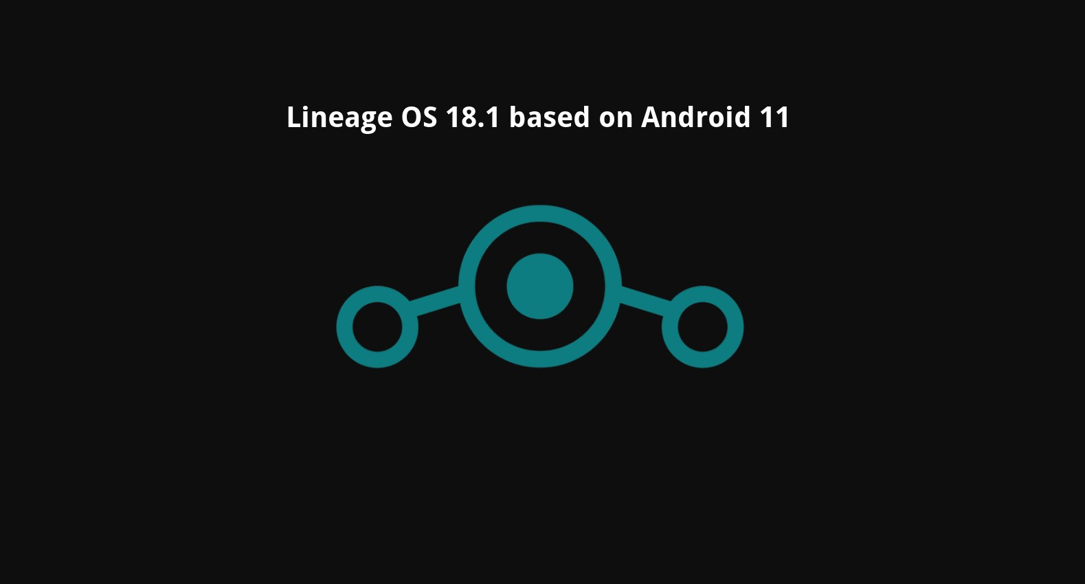 Download Lineage OS 18.1 based on Android 11