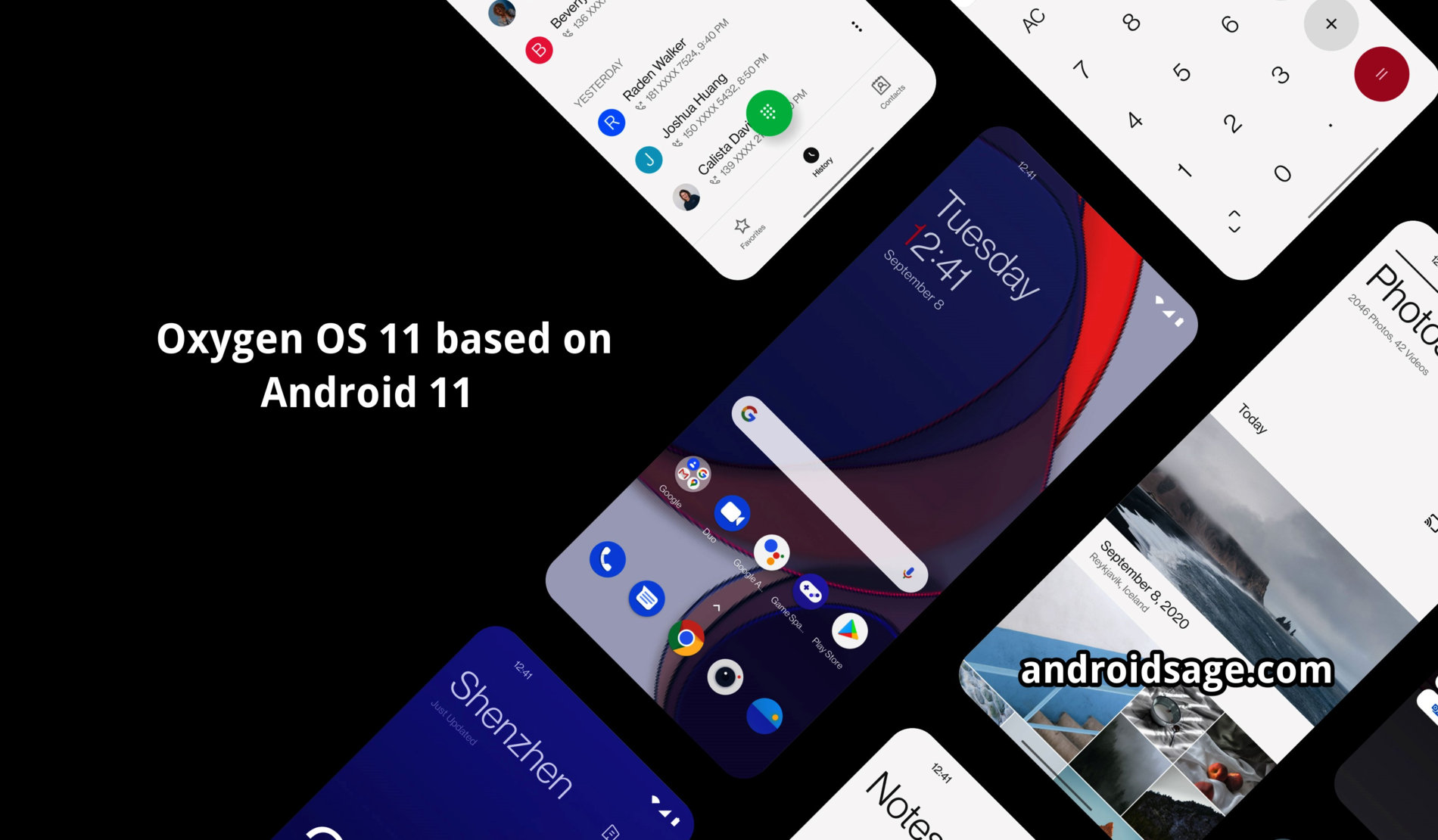 OnePlus Oxygen OS 11 based on Android 11