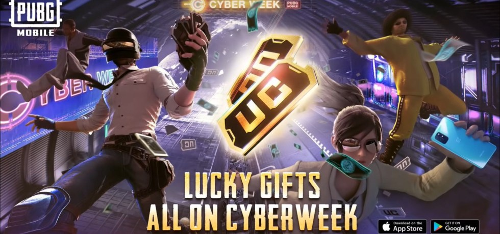 PUBG MOBILE - Cyber Week APK download