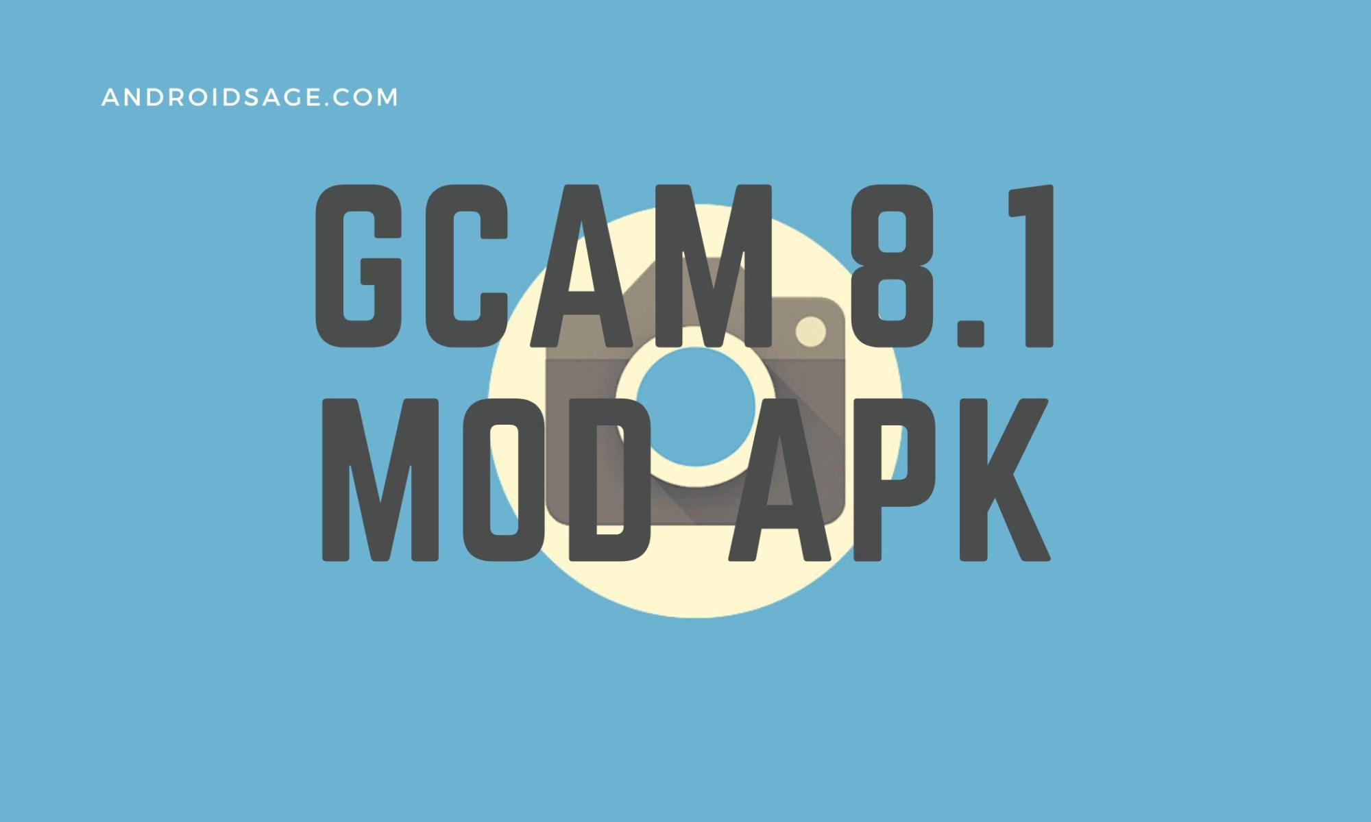 Gcam 8.1 APK download