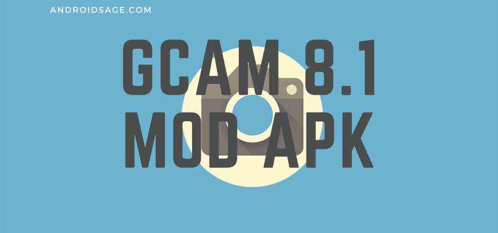 Gcam 8.1 APK download