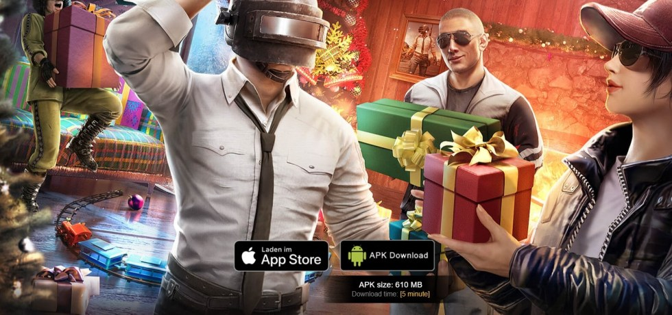 PUBG Mobile 1.2 APK Download