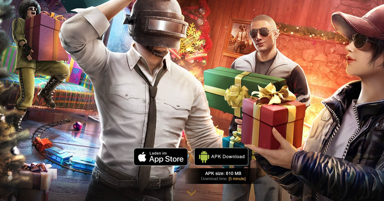 Download latest PUBG MOBILE 1.2 APK and OBB File with RUNIC POWER