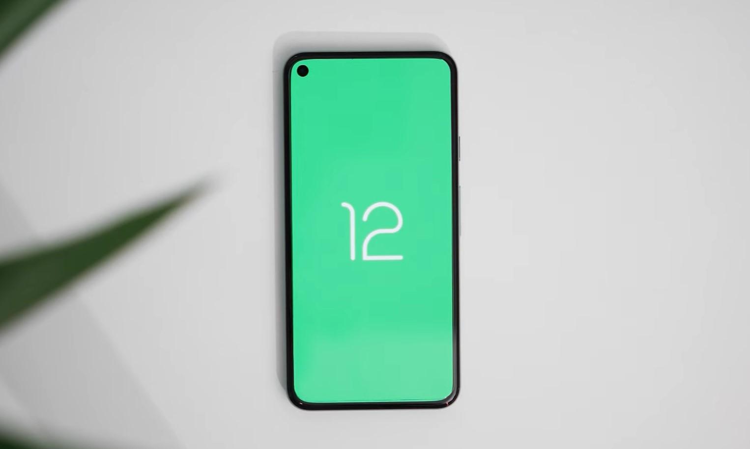 Android 12 Launcher Pixel Launcher S