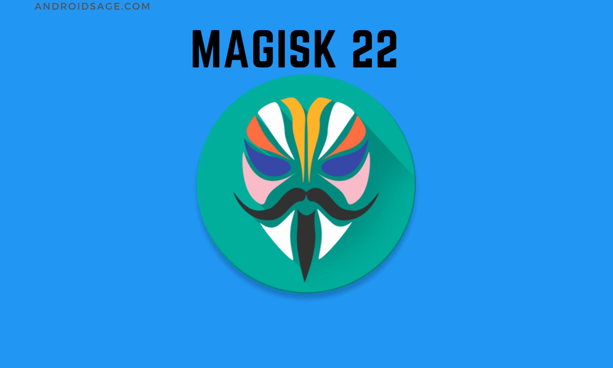 Latest Magisk 22 APK Download