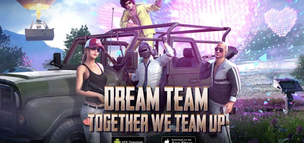 PUBG Mobile Dream Team APK download