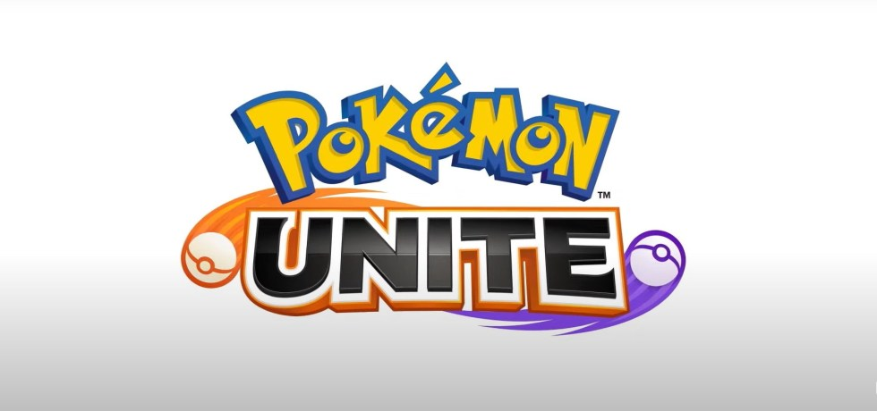 Pokémon UNITE game