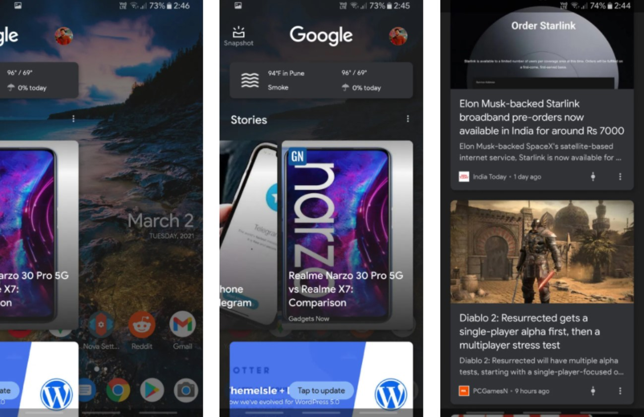 How to Get Google Discover Feed on any Smartphone For Home Screen