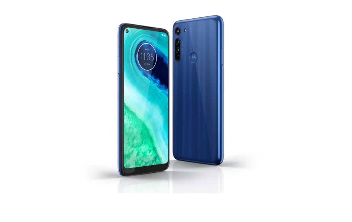 moto g8 Android 11