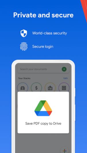 Google Stack Screenshot