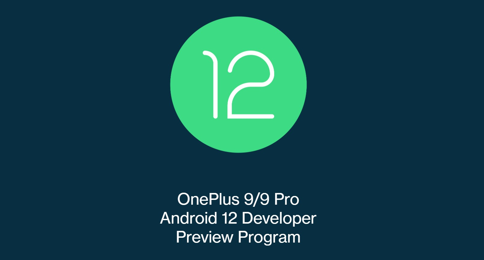 Download Android 12 Beta for OnePlus Devices