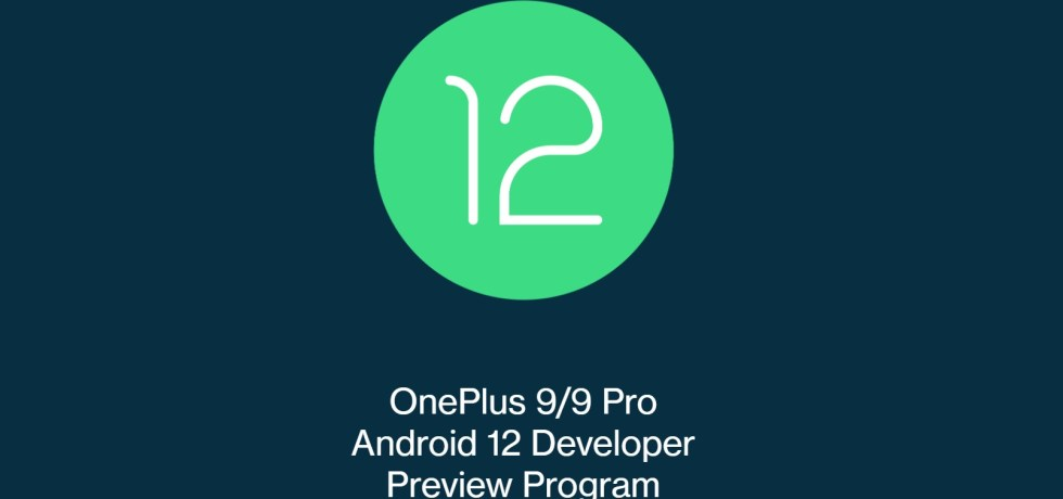 Android 12 for OnePlus