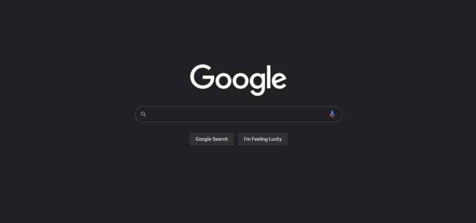 Get Google Search Dark Mode Official Method