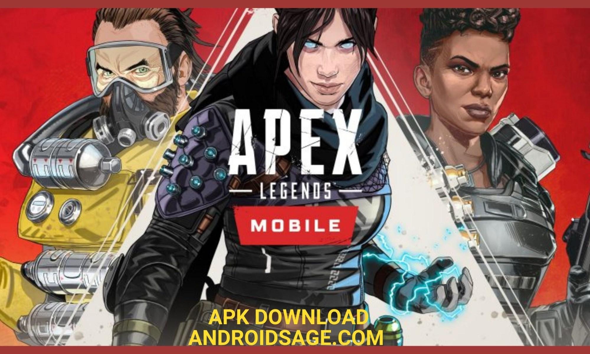 Apex Legends Mobile Beta 3 APK Download