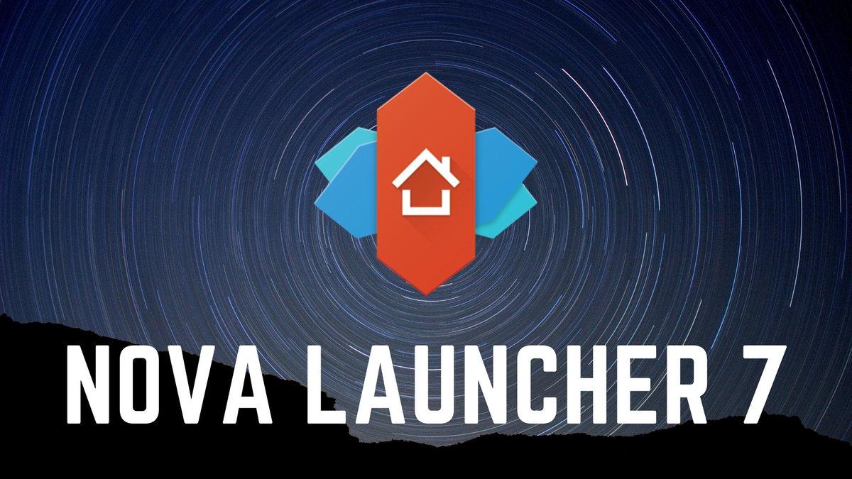 Nova Launcher 7 APK Download