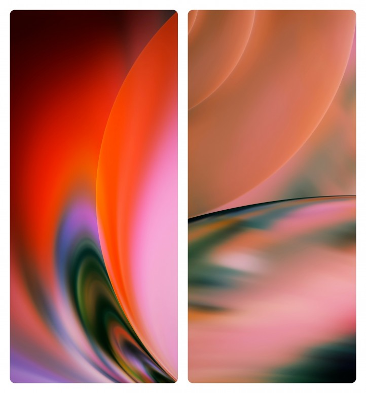 OnePlus Nord 2 Wallpapers