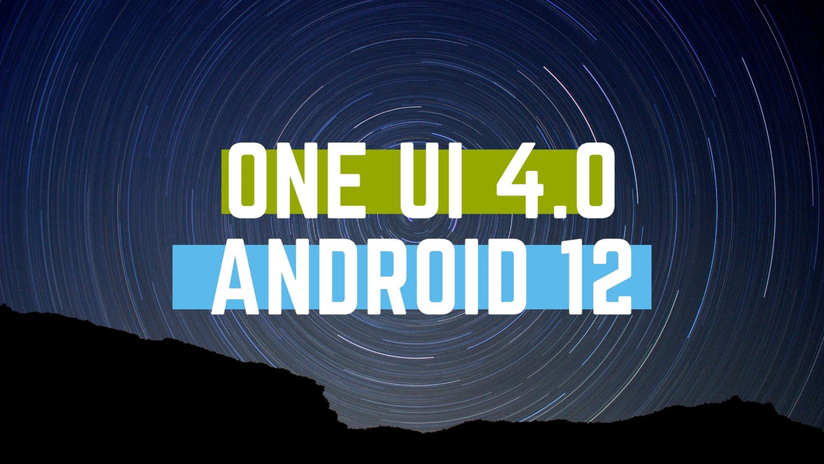 Samsung One UI 4.0 Android 12