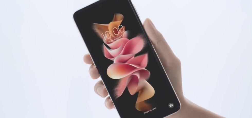 Samsung Galaxy Z Flip 3 Wallpapers download stock and live wallpapers