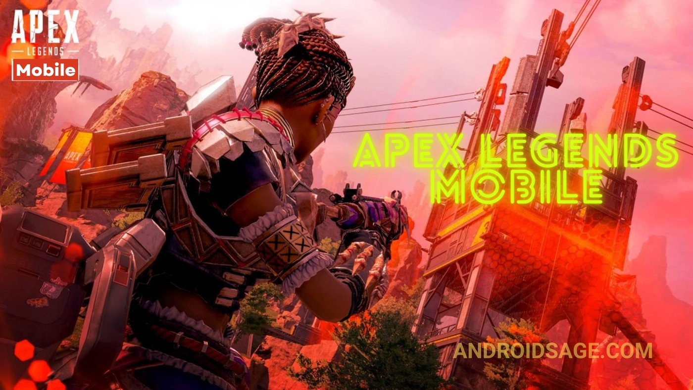 New Apex Legends Mobile APK Download and OBB Files