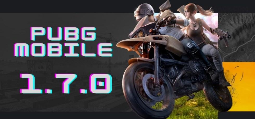 PUBG Mobile 1.7.0 APK Download