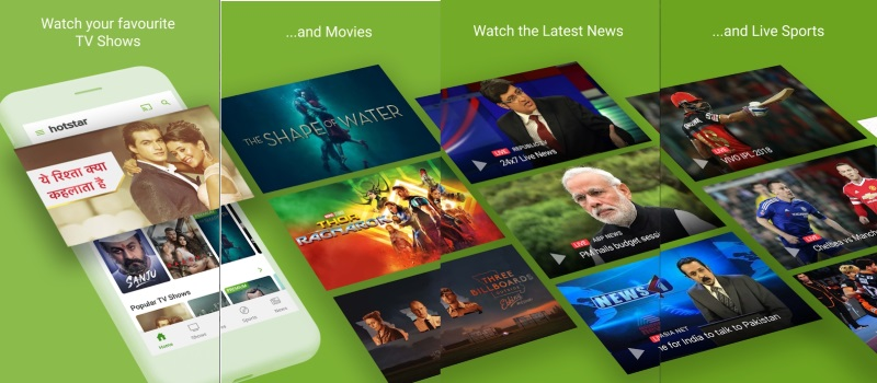 Best Android apps to watch live TV in India