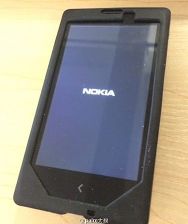 Nokia Normandy1 Nokia® Normandy, un equipo Nokia® con Android
