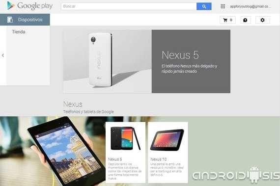 la variedad nexus de google podria tener los dias contados tres La variedad Nexus® de Google® podría tener los días contados