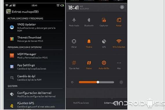 samsung galaxy s4 rom miui v5 android cuatro dos dos by muchopoli83 dos Samsung® Galaxy S4, Rom Miui v5 Android® 4.2.2 by Muchopoli83