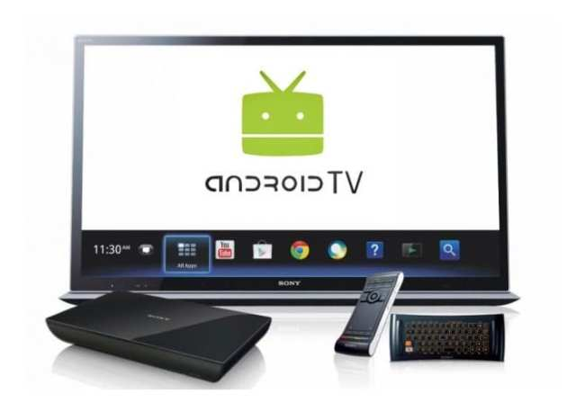 Android TV en Sony℗ Bravia