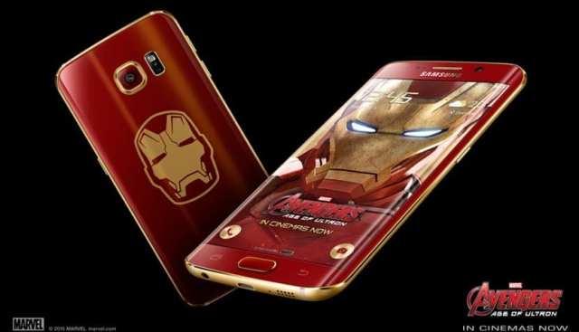 Iron Man Galaxy℗ S6
