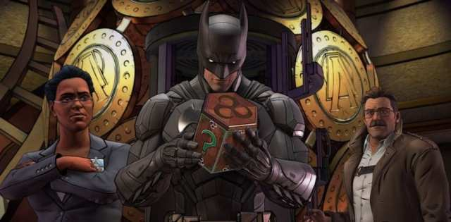 Batman: The Enemy Within, ya libre para Android