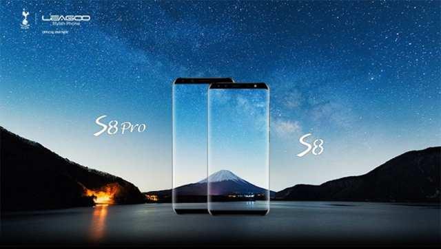 Consigue un 50% de descuento en la pre-venta de los LEAGOO S8 y LEAGOO S8 Pro