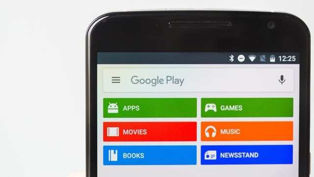 Tienda apps Google