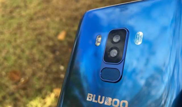 Review Bluboo S8