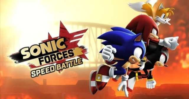 Sonic Forces Speed Battle para Android